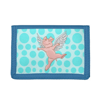 Flying Pig Wallet