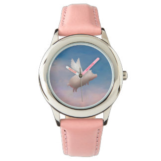 flying pig watch