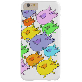 Flying pigs barely there iPhone 6 plus case