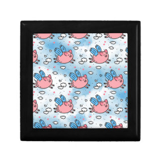 flying pigs gift box
