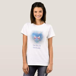 Flying Pigs Kiss-True Love Is Unbelievable Shirt