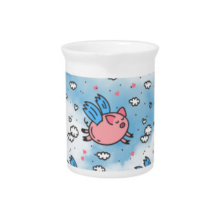 flying pigs pitcher