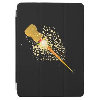 Flying Rocket Powered Cork iPad Air Cover