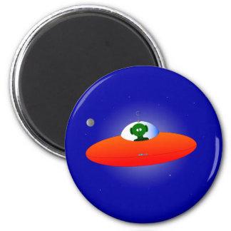 Flying Saucer Magnet