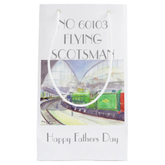 Flying Scotsman Fathers Day Gift Bag