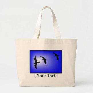 Flying Seagulls Bag