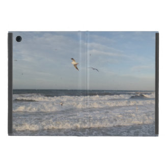 Flying Seagulls iPad Mini Case with No Kickstand