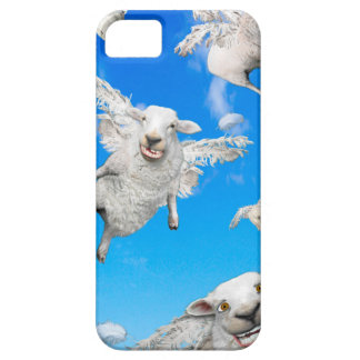 FLYING SHEEP 2 CASE FOR THE iPhone 5