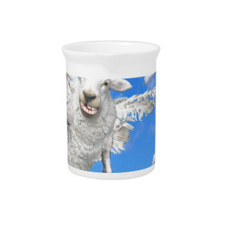 FLYING SHEEP 2 PITCHER