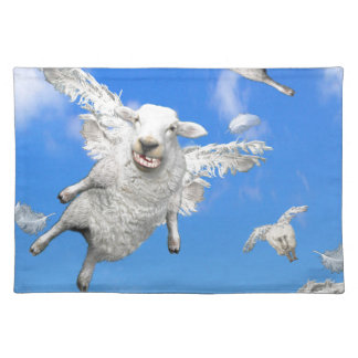FLYING SHEEP 2 PLACEMAT