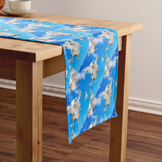 FLYING SHEEP 2 SHORT TABLE RUNNER