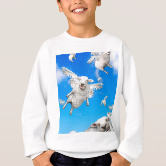 FLYING SHEEP 2 SWEATSHIRT