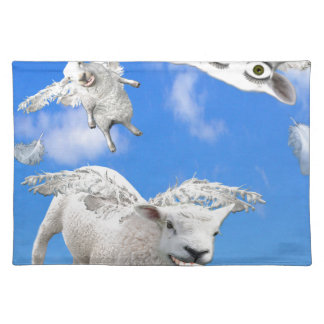 FLYING SHEEP 3 PLACEMAT