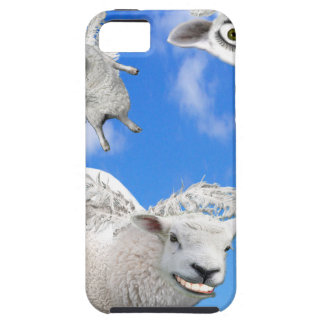 FLYING SHEEP 3 TOUGH iPhone 5 CASE