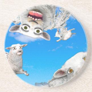 FLYING SHEEP 4 COASTER