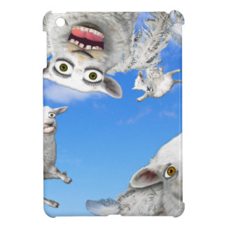 FLYING SHEEP 4 iPad MINI COVER