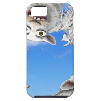 FLYING SHEEP 4 iPhone 5 CASE