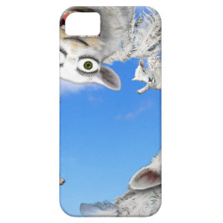 FLYING SHEEP 4 iPhone 5 COVER