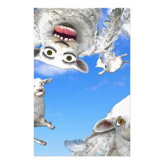 FLYING SHEEP 4 STATIONERY