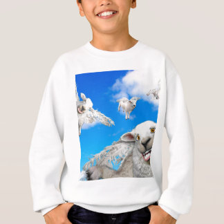FLYING SHEEP 5 SWEATSHIRT