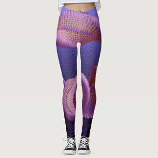 Flying Shells Leggings