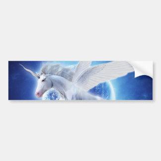 Flying Soul Bumper Sticker