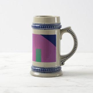 Flying Squirrel Minimal Art Coffee Mug