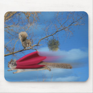 flying squirrel mouse pad