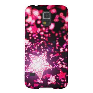 Flying stars case for galaxy s5