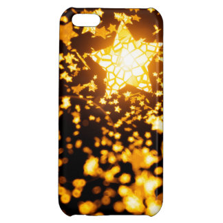 Flying stars cover for iPhone 5C