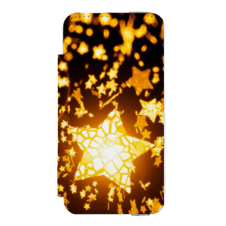 Flying stars incipio watson™ iPhone 5 wallet case