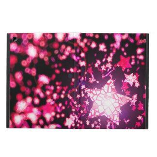 Flying stars iPad air case