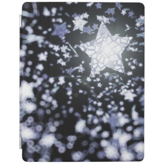 Flying stars iPad cover