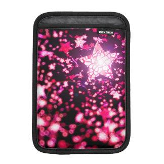 Flying stars iPad mini sleeve