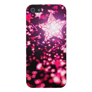 Flying stars iPhone 5 case