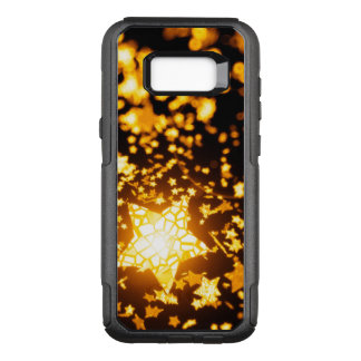 Flying stars OtterBox commuter samsung galaxy s8+ case