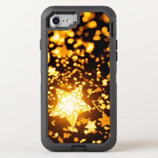 Flying stars OtterBox defender iPhone 8/7 case