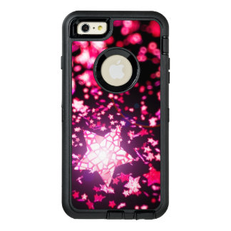 Flying stars OtterBox defender iPhone case