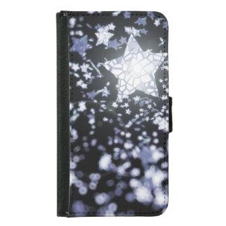 Flying stars samsung galaxy s5 wallet case