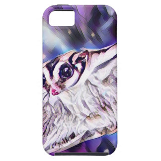 Flying Sugar Glider iPhone 5 Cases
