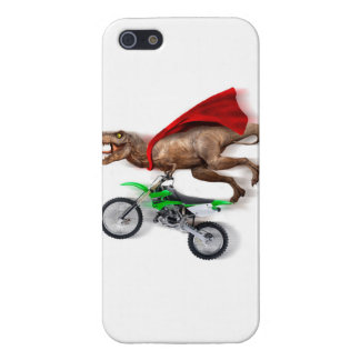Flying t rex  - t rex motorcycle - t rex ride cover for iPhone 5/5S