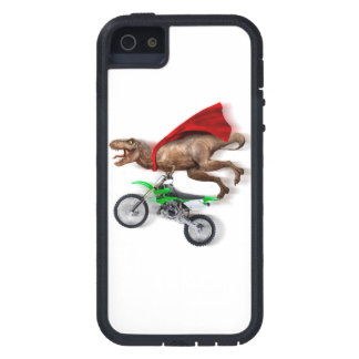 Flying t rex  - t rex motorcycle - t rex ride iPhone 5 cover