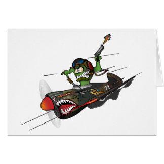 Flying Tiger Card