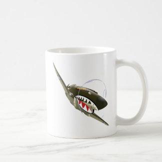 FLYING TIGER COFFEE MUG