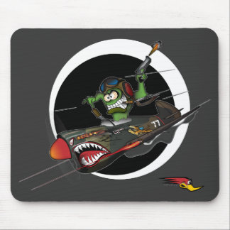 Flying Tiger Mousepad