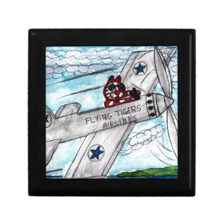 Flying Tigers Airlines Gift Box
