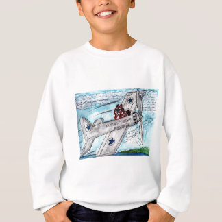 Flying Tigers Airlines Sweatshirt