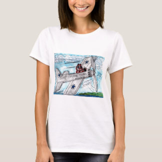 Flying Tigers Airlines T-Shirt