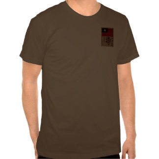 Flying Tigers Blood Chit Shirts
