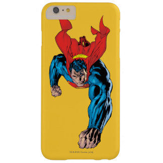 Flying towards the screen barely there iPhone 6 plus case